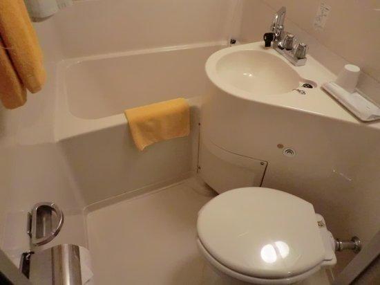 Business Hotel Okazawa: 浴室