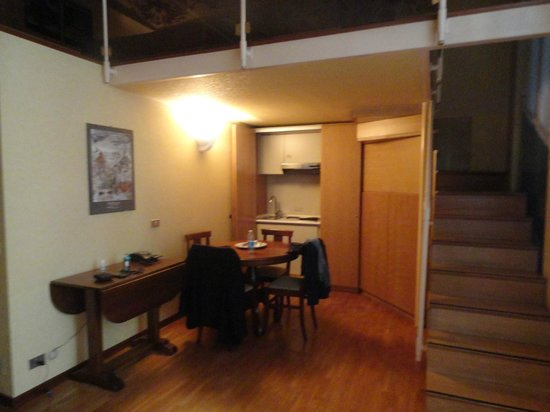 soppalco - Picture of Residence Lagrange, Turin - TripAdvisor