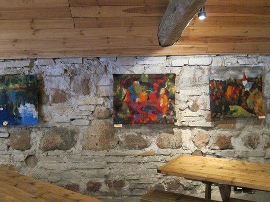 Freilichtmuseum Rocca al Mare: местный трактир