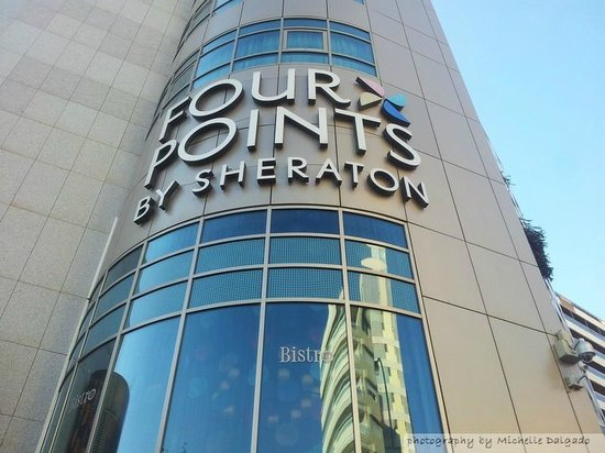 Four Points by Sheraton Le Verdun: hotel