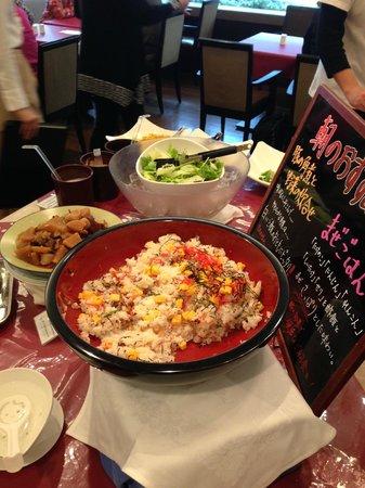 Shinbashi Atagoyama Tokyu REI Hotel : petit déjeuner