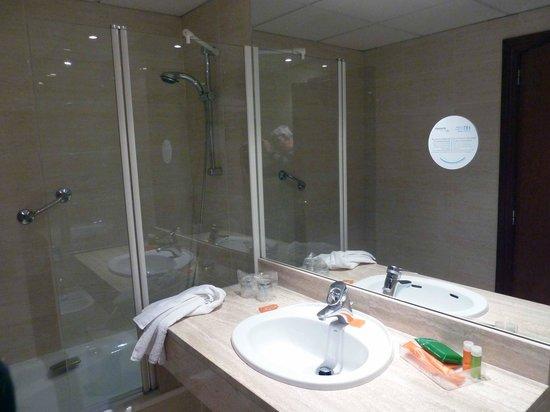 NH Logrono Herencia Rioja : baño
