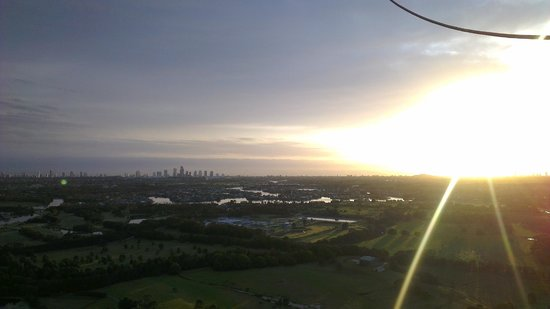 Balloon Aloft Gold Coast: Sunrise