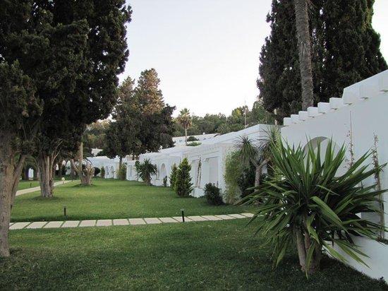 Mövenpick Hotel Gammarth Tunis : Бунгало