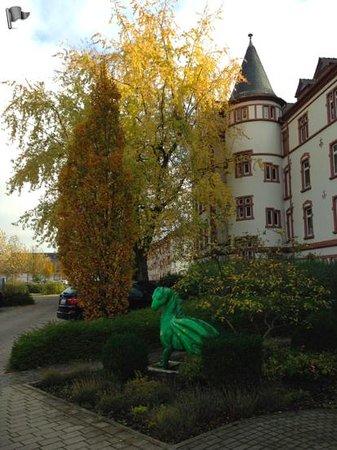 Eazires Parkhotel Prinz Carl: Отель