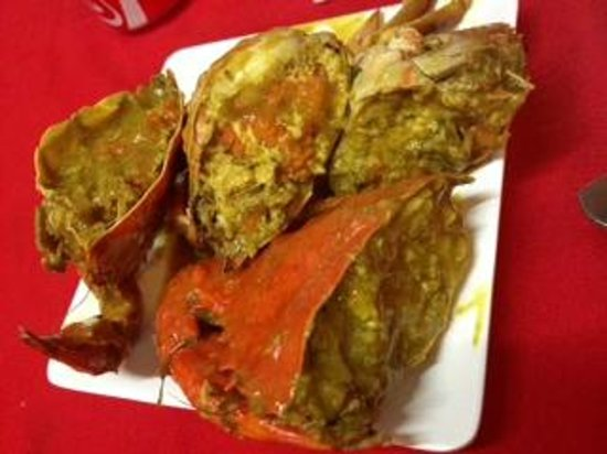 Glamour Resto N Caterer : fatty crabs