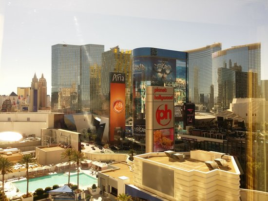 Planet Hollywood Resort & Casino : View from Resort Room