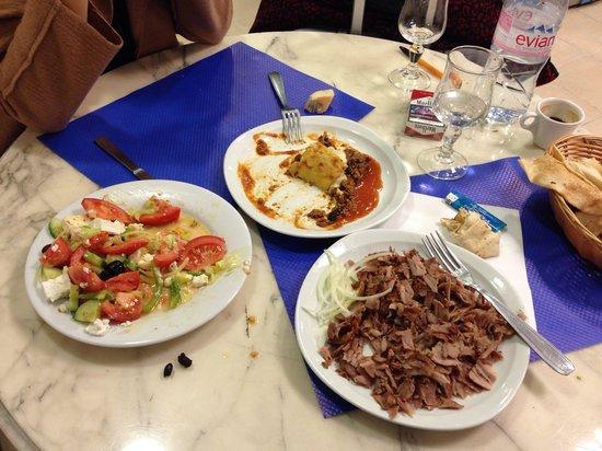 La Grece: Real greek!!