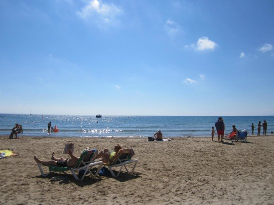 Playa de Poniente: 5