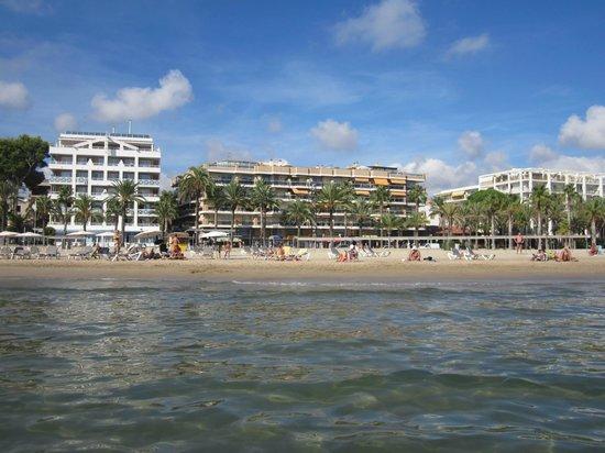 Playa de Poniente: 4