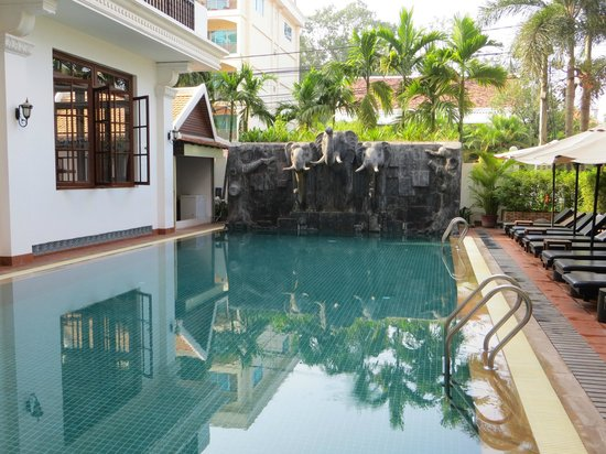 pool picture of royal crown hotel spa siem reap tripadvisor rh tripadvisor in