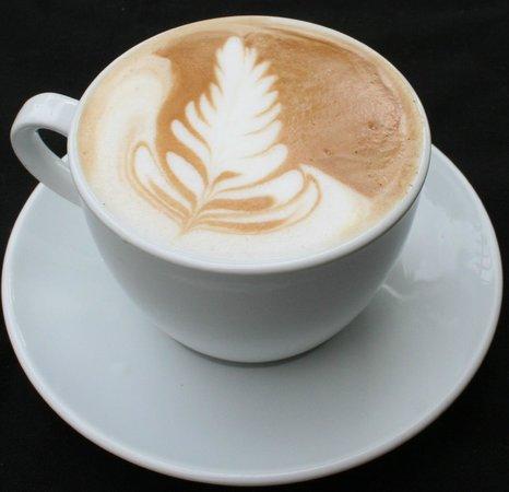 Le Pukèko : Cafe Pukèko Latté