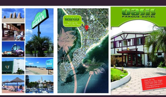 Oasis Parque Hotel: HOTEL OASIS