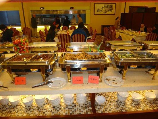 Lian Yun Hotel: Breakfast