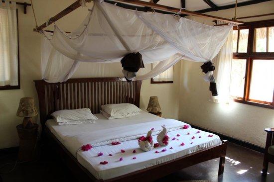 Moivaro Lodge : Notre Chambre intérieur