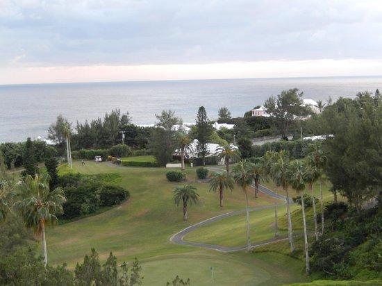 Fairmont Southampton: Golf course