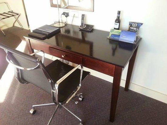 Adelaide Rockford: Office