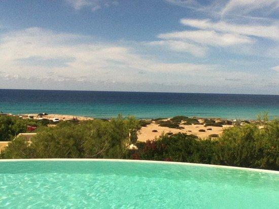 Las Dunas Playa: Infinity pool
