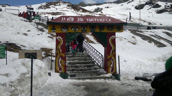 Nathula Pass: Nathu La