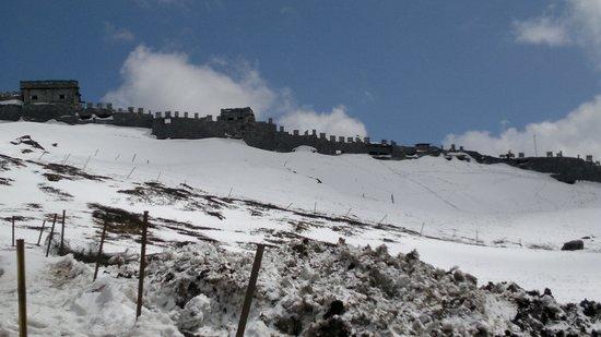 Nathula Pass: Tibet