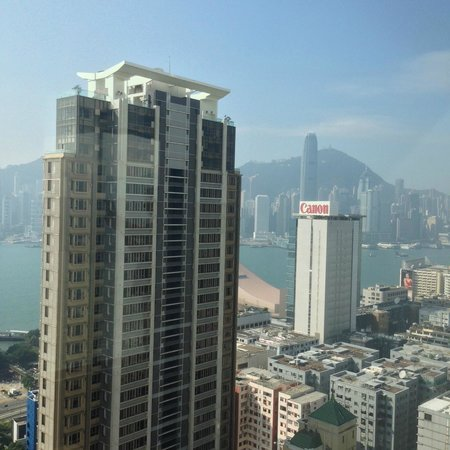 Hotel Panorama by Rhombus : View from room on 34th floor