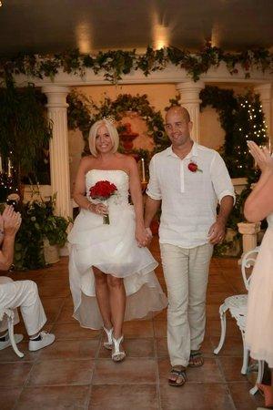 Wedding In Vegas.Vegas Wedding The Garden Chapel Picture Of Vegas Weddings Las