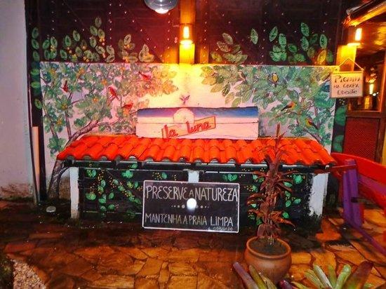 Restaurante La Luna: entrada