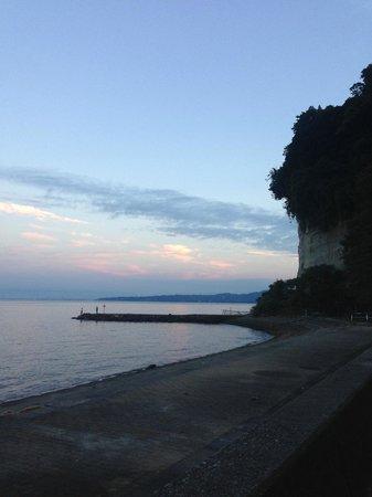 Himi, Япония: 景色よい