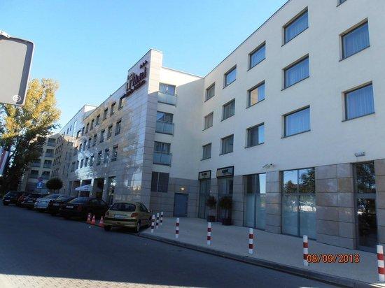 Hotel Pulawska Residence: Façade