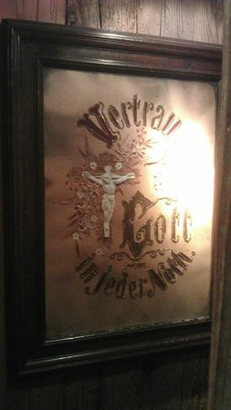 Hotel Maximilian: AMbiente in der Brau-Stuben