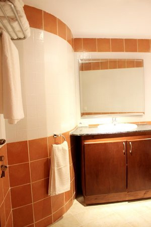 Riad Dar Achaach: salle de bain privative