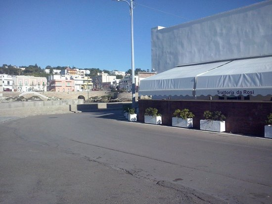 Via trento angolo canova picture of ristorante trattoria - Ristorante corallo santa maria al bagno ...