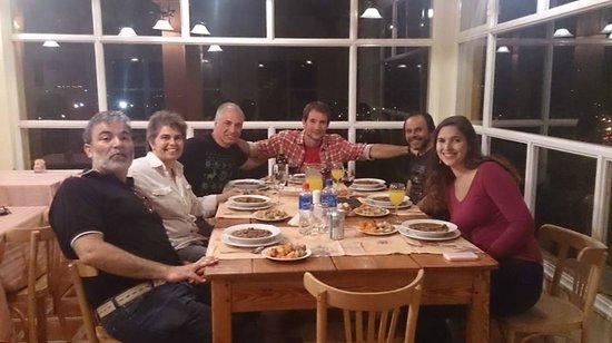 South B&B El Calafate: Ragu de cordero patagonico en el Suth B&B, mejor que en cualquier resto, lejos, y con amigos!