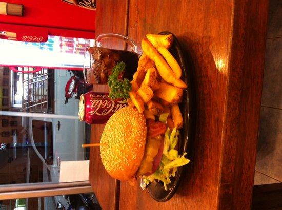 BBQ Sandwich King : My meal