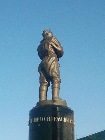 Памятник с семейный Чкаловская Эконом памятник Пламя Беломорск