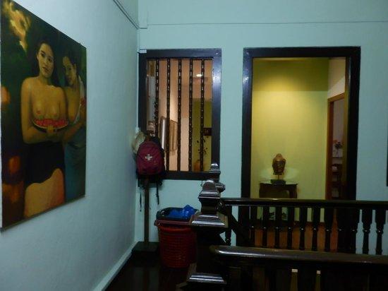 Cafe 1511: 廊下