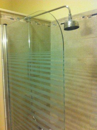 Billesley Manor Hotel : Room 5 Short Shower