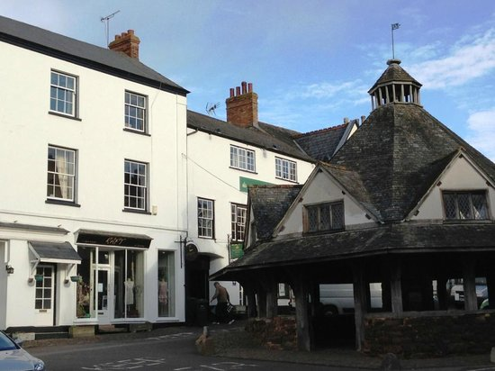 Photo of Yarn Market Hotel Dunster