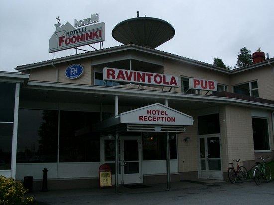 ホテル フーニンキ