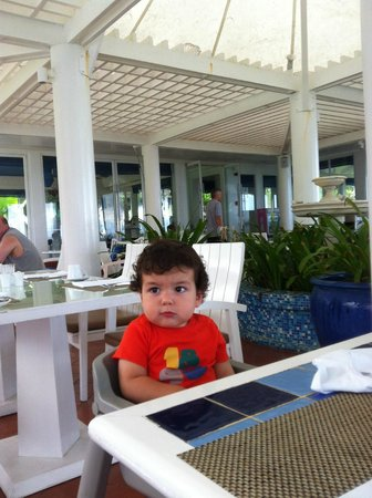 Dusit Thani Laguna Phuket: Club Dining