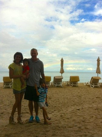 Dusit Thani Laguna Phuket : Beach