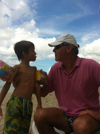 Dusit Thani Laguna Phuket: Beach