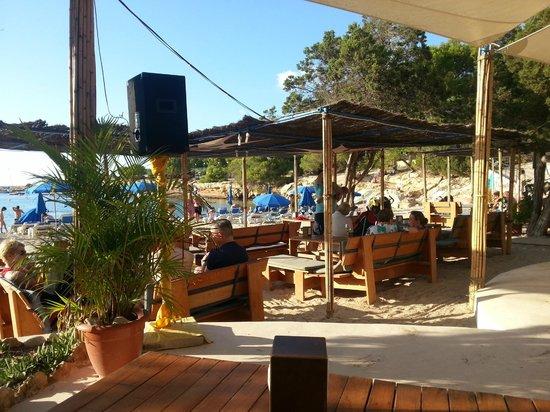 Occidental Ibiza : Local Bar on beach