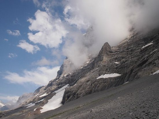 Grindelwald, Schweiz: North Face