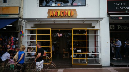 Hatched, Singapore - 267 Holland Avenue - Restaurant Reviews, Phone Number & Photos - TripAdvisor