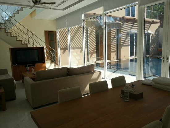 Grand West Sands Resort & Villas Phuket : 3 bed room villa with pvt pool