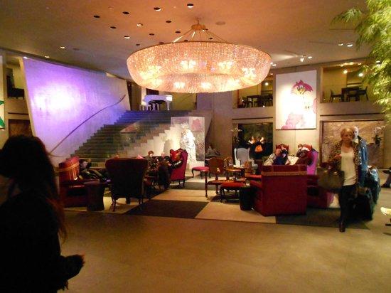 Paramount Hotel Times Square New York: Lobby