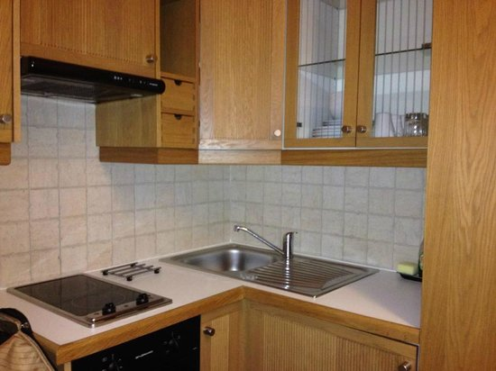 Studios2Let Serviced Apartments - Cartwright Gardens: coin cuisine