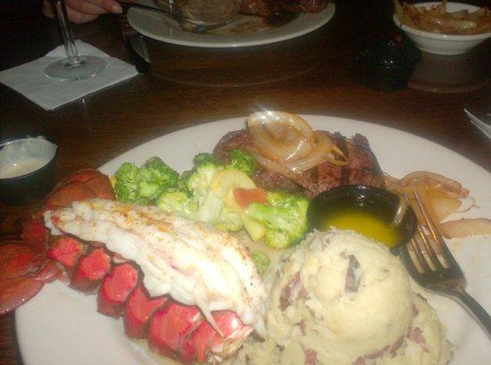 Simon S Steak Seafood College Park Menu Prices