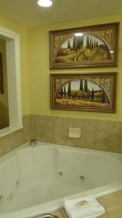 Wyndham Grand Desert : Fotos da suite